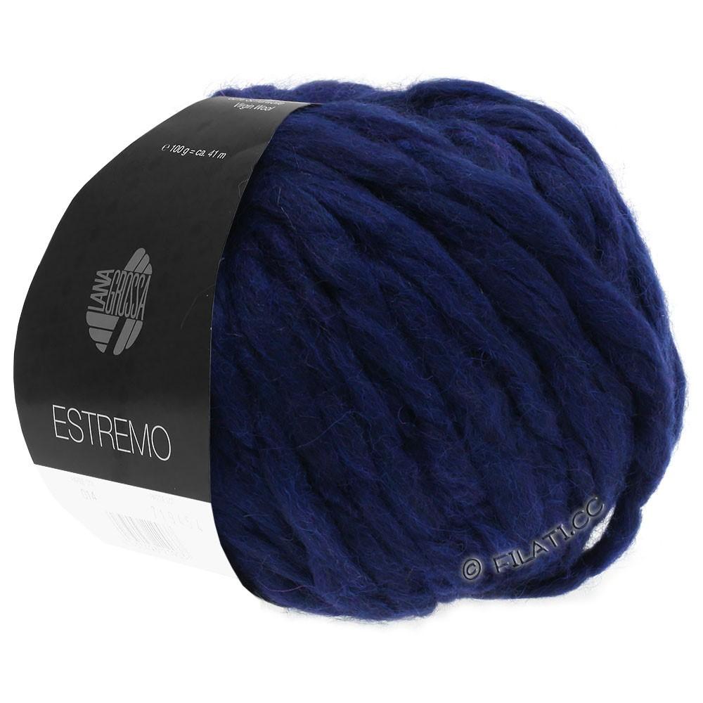 Lana Grossa ESTREMO | 08-donker blauw