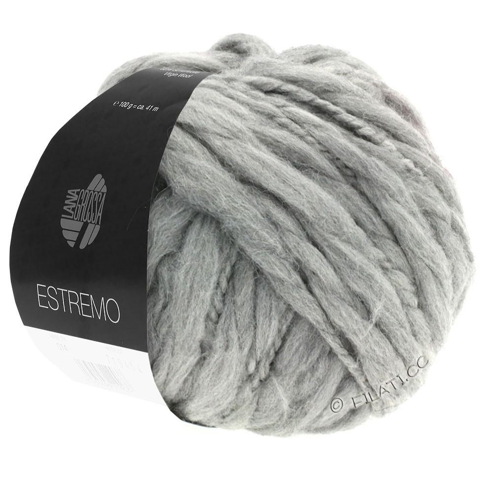 Lana Grossa ESTREMO | 11-licht grijs