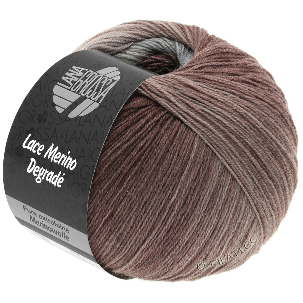 Lana Grossa LACE Merino Degradè