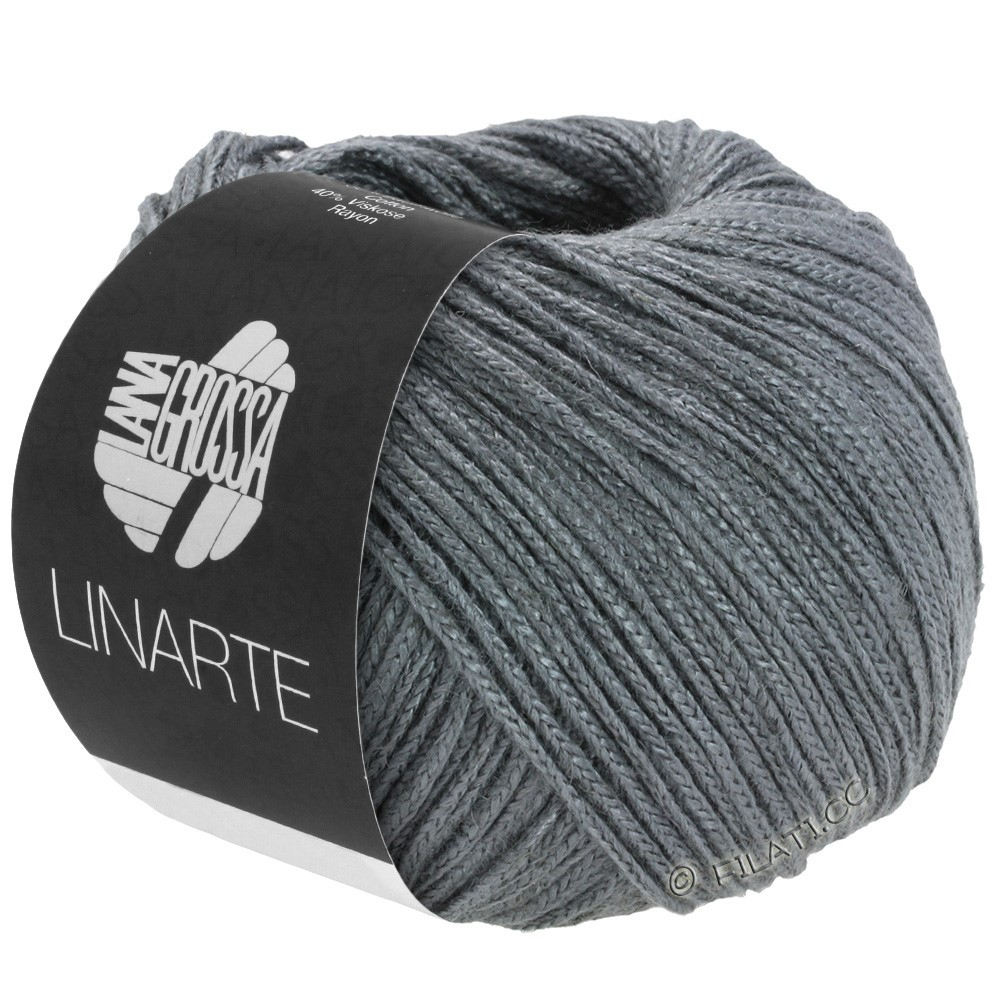Lana Grossa LINARTE | 46-donker grijs