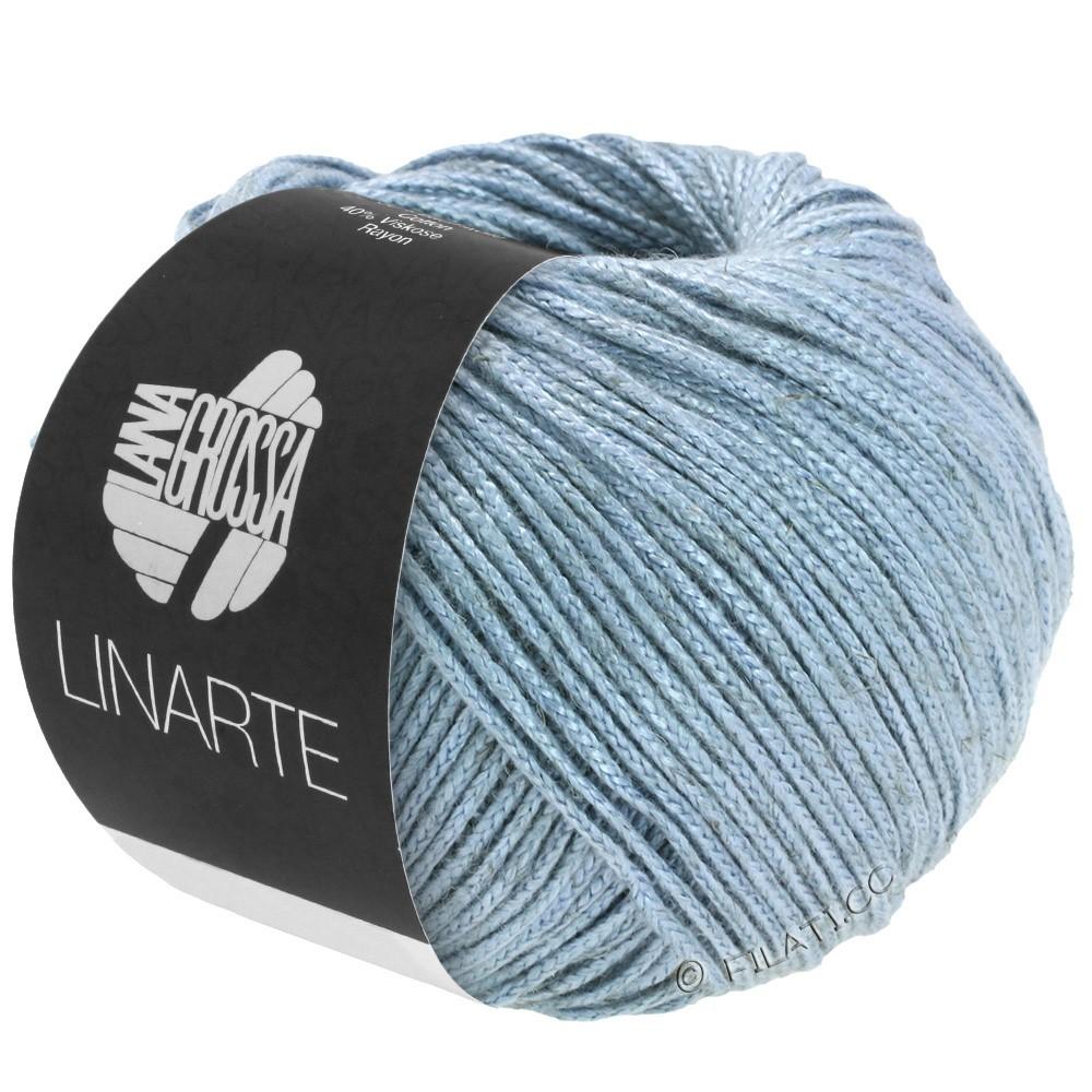 Lana Grossa LINARTE | 76-grijs blauw