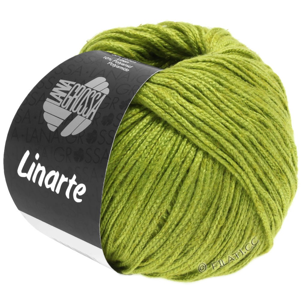 Lana Grossa LINARTE | 79-geelgroen