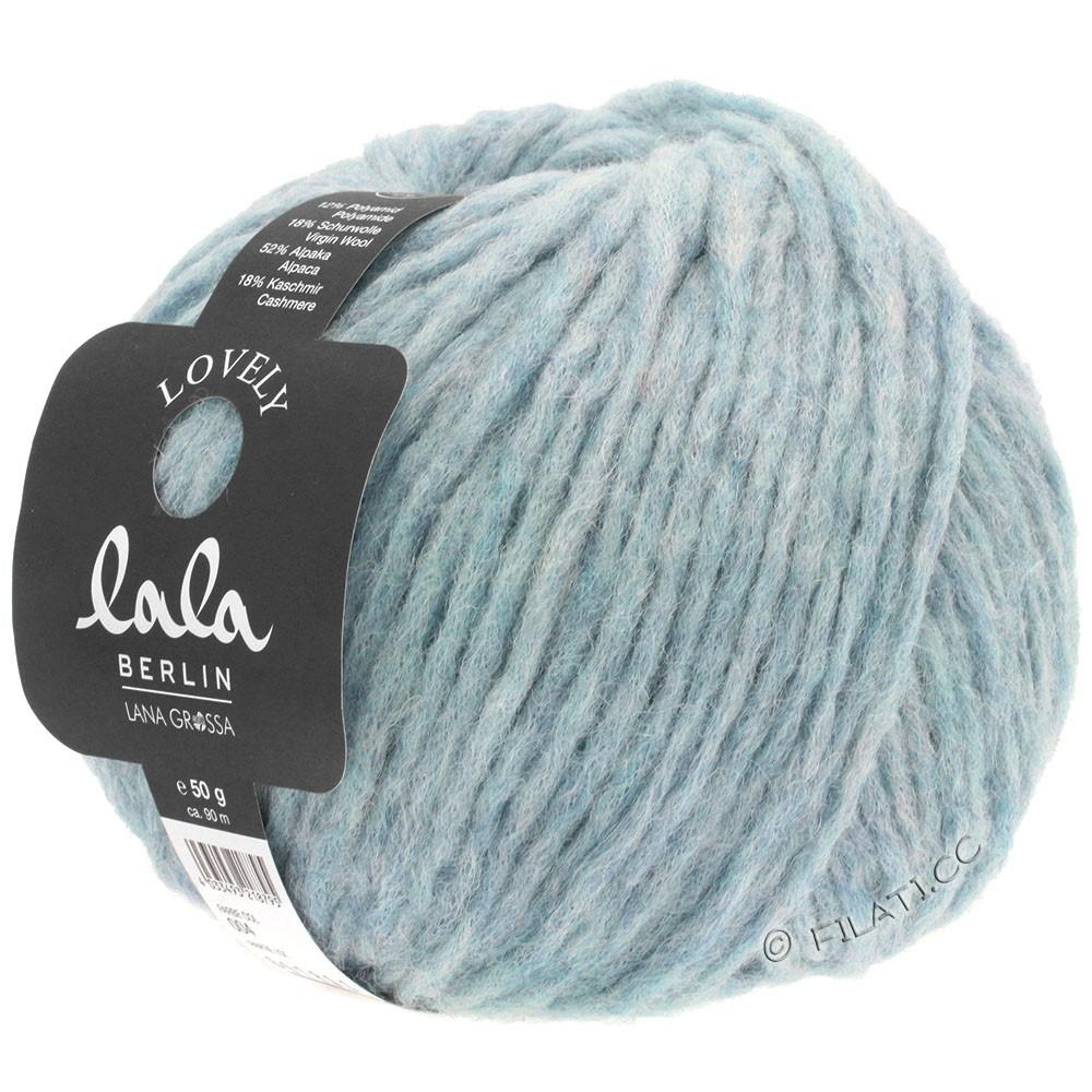 Lana Grossa LOVELY (lala BERLIN) | 04-jeans gemêleerd
