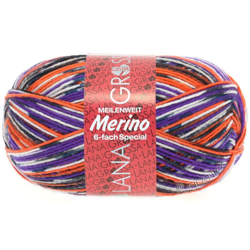 Lana Grossa MEILENWEIT 6-FACH 150g Merino | 9106-