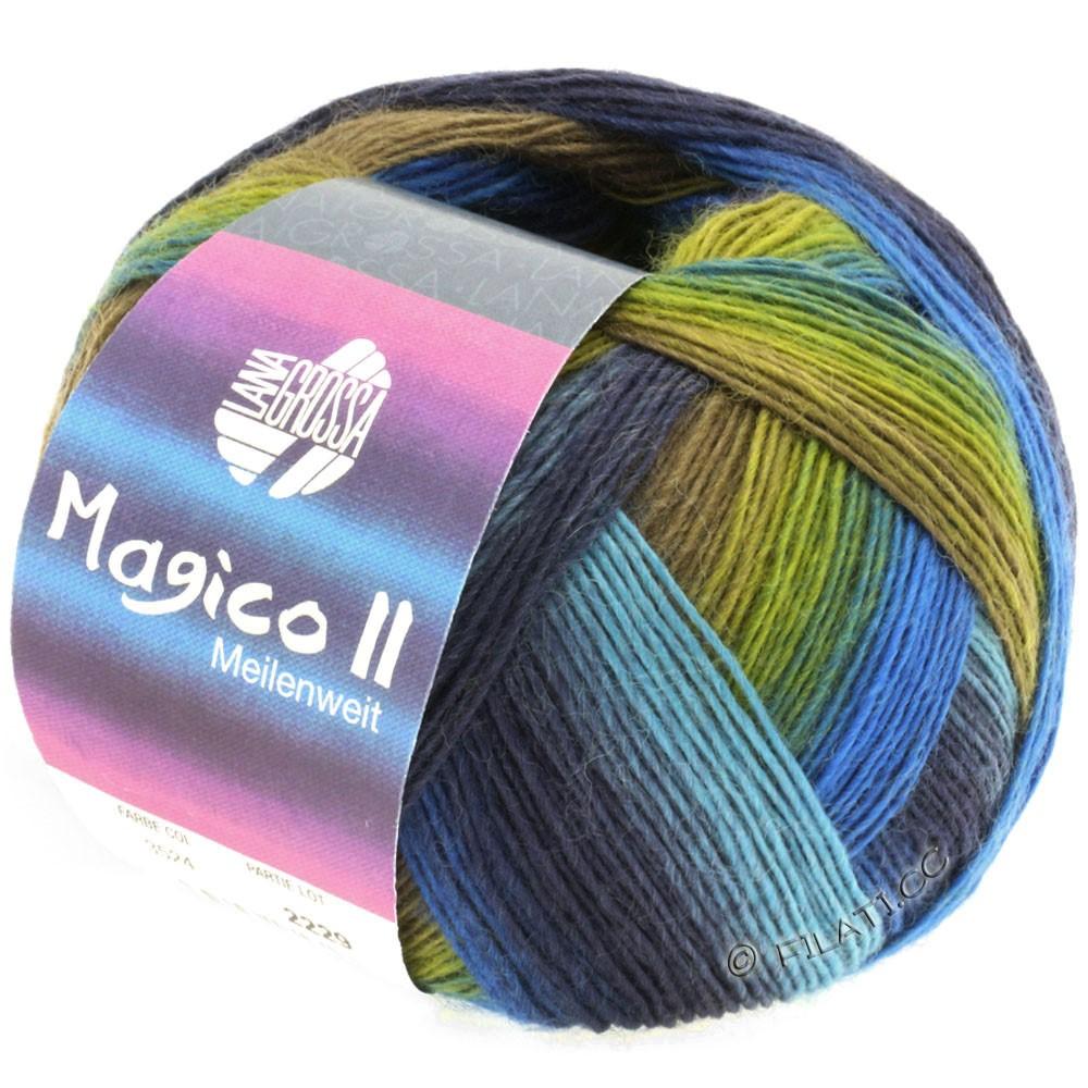 Lana Grossa MEILENWEIT 100g Magico II | 3524-