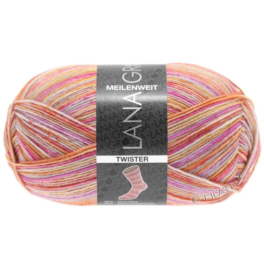 Lana Grossa MEILENWEIT 100g Twister   7504-