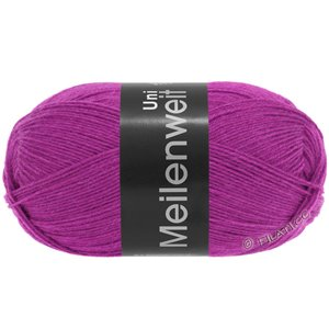 Lana Grossa MEILENWEIT 100g  Uni | 1372-cyclaam