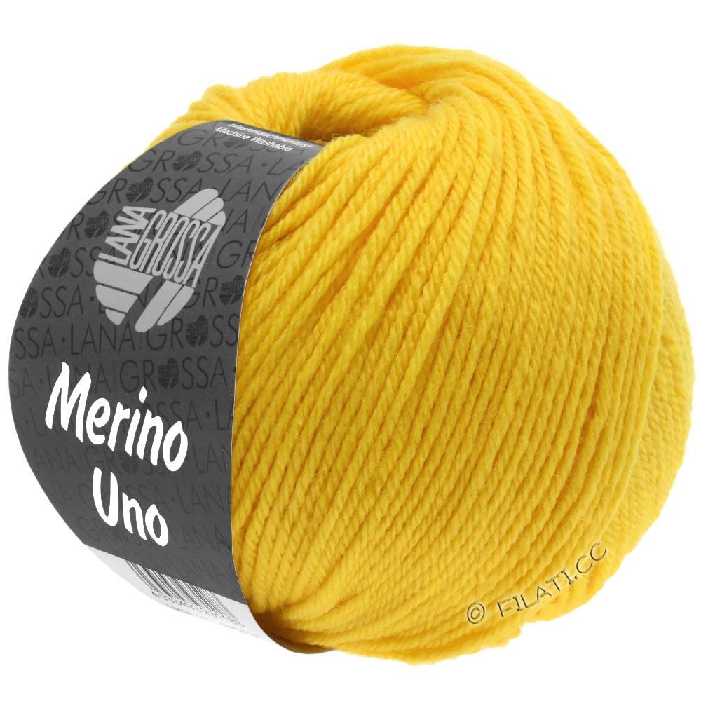 Lana Grossa MERINO UNO | 14-geel