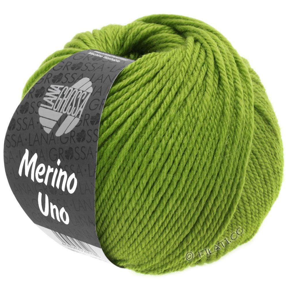 Lana Grossa MERINO UNO | 21-appel groen