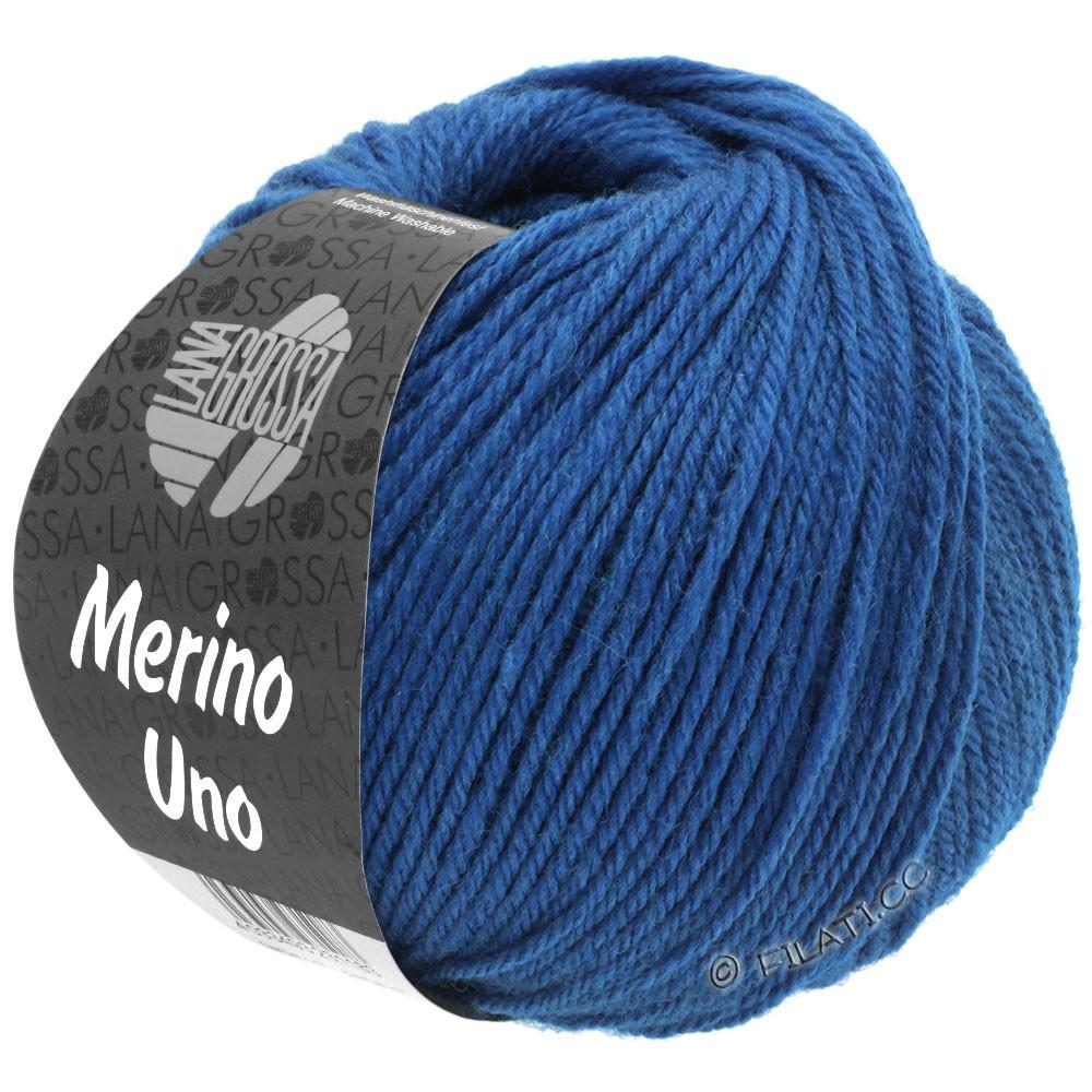 Lana Grossa MERINO UNO | 24-gentiaanblauw