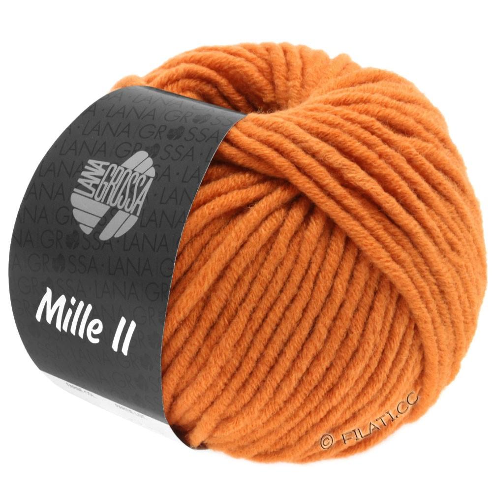 Lana Grossa MILLE II   093-oranje