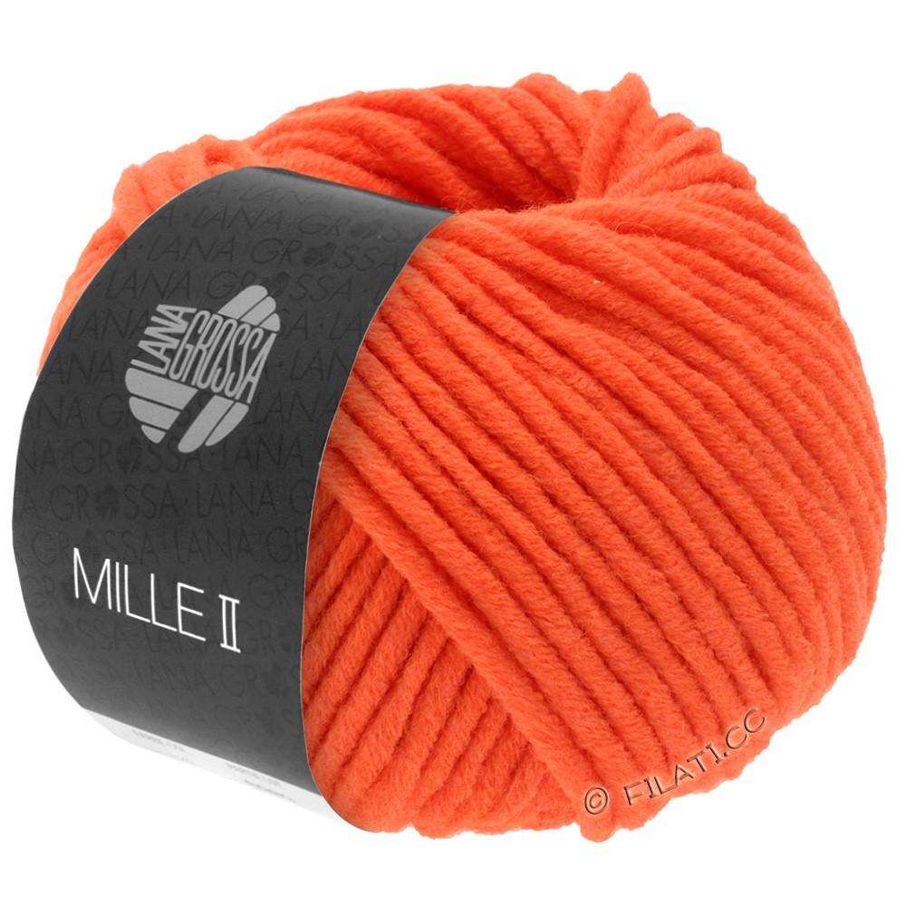 Lana Grossa MILLE II   503-neon oranje