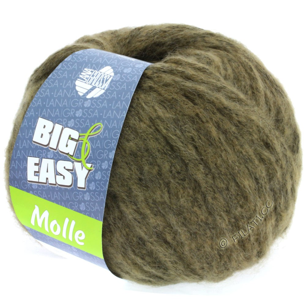 Lana Grossa MOLLE 100g (Big & Easy) | 14-kaki