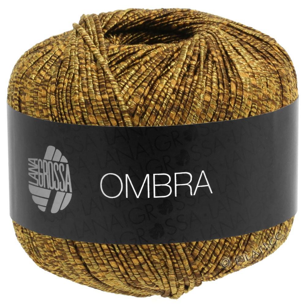 Lana Grossa OMBRA   02-kameel/bruin