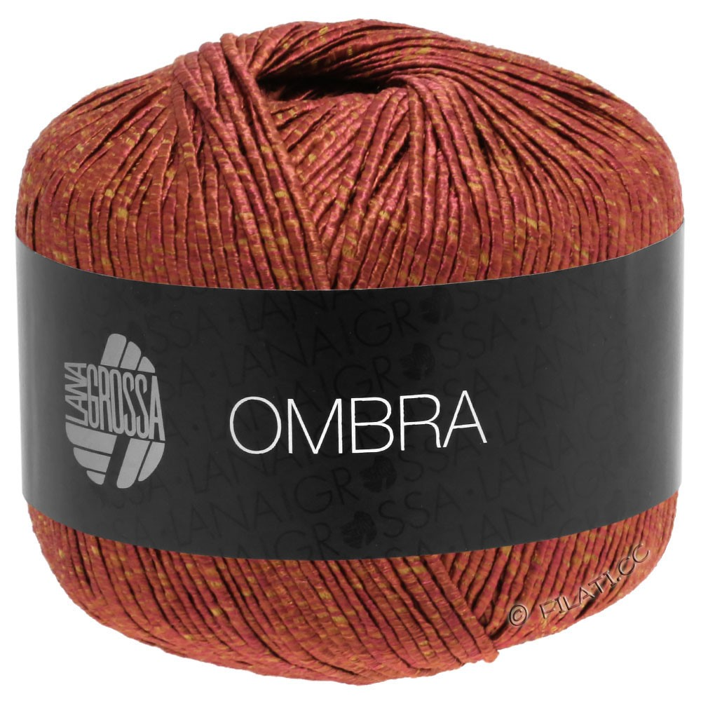 Lana Grossa OMBRA   03-terracotta /kameel
