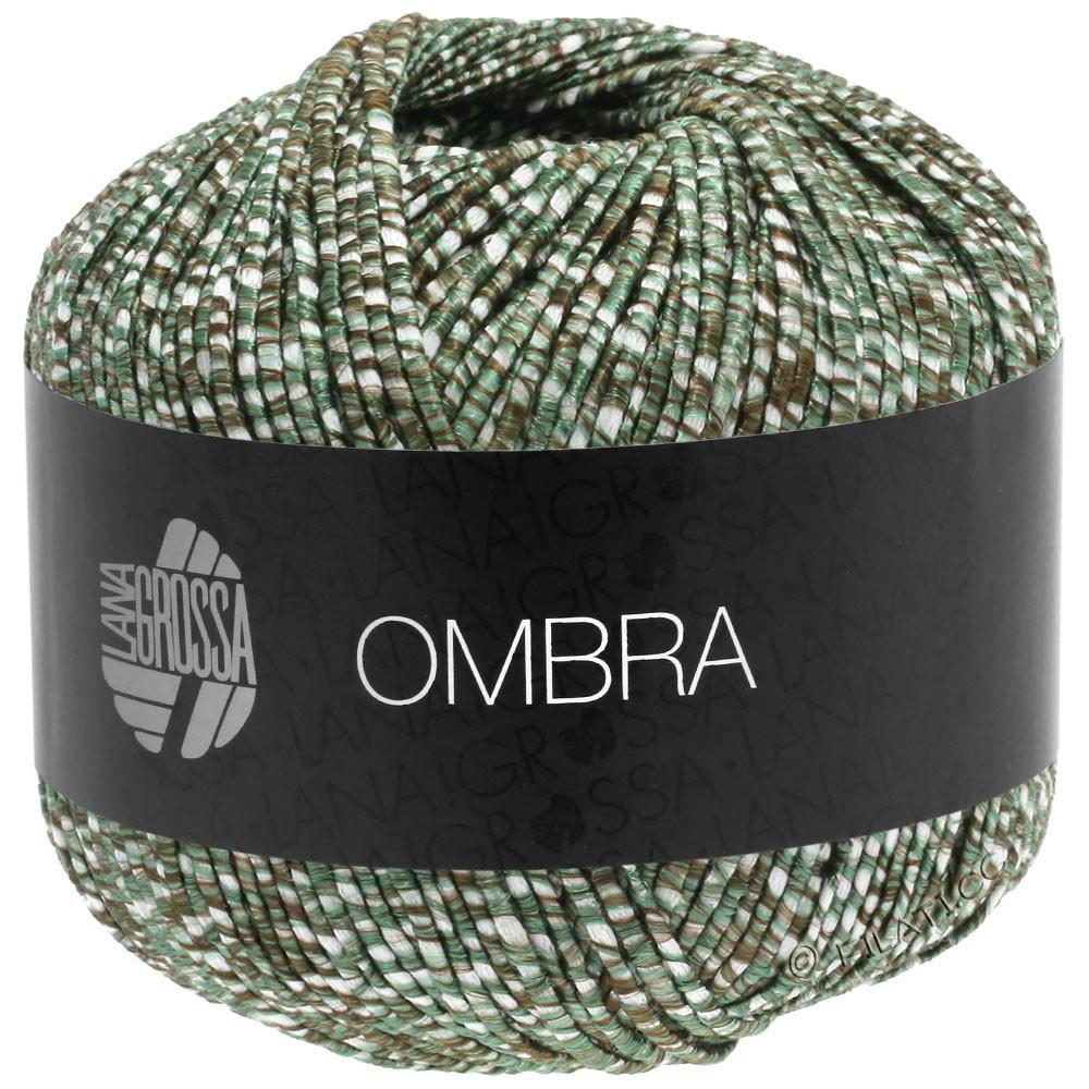 Lana Grossa OMBRA   05-grijs groen/natuur