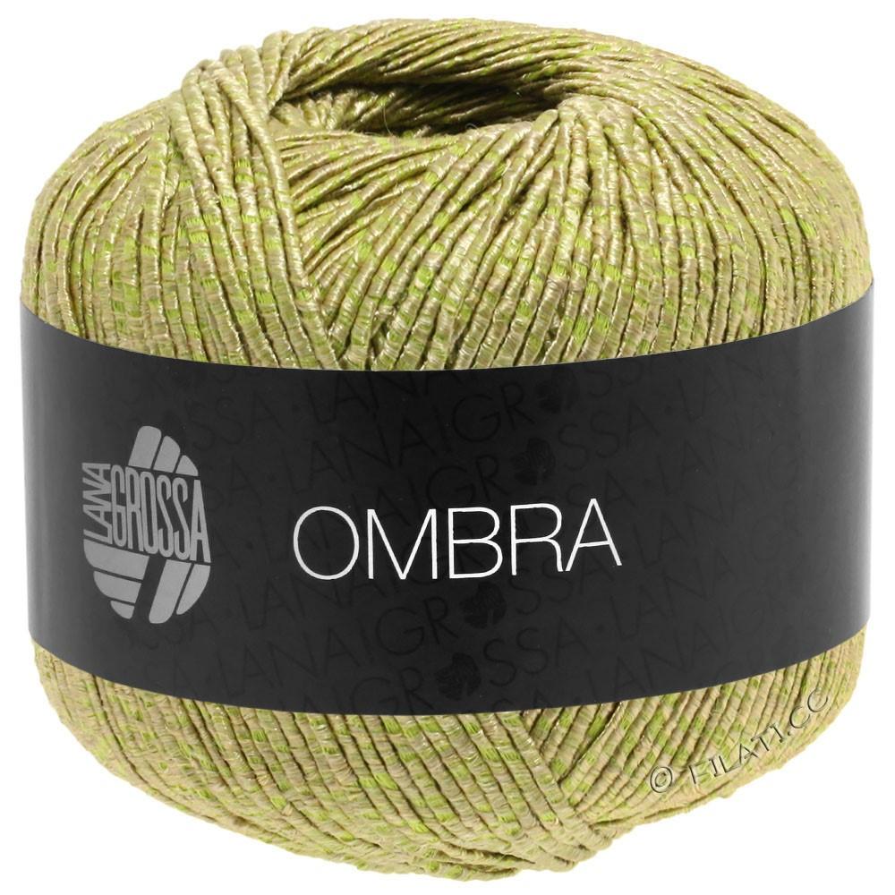 Lana Grossa OMBRA   07-beige/pistache