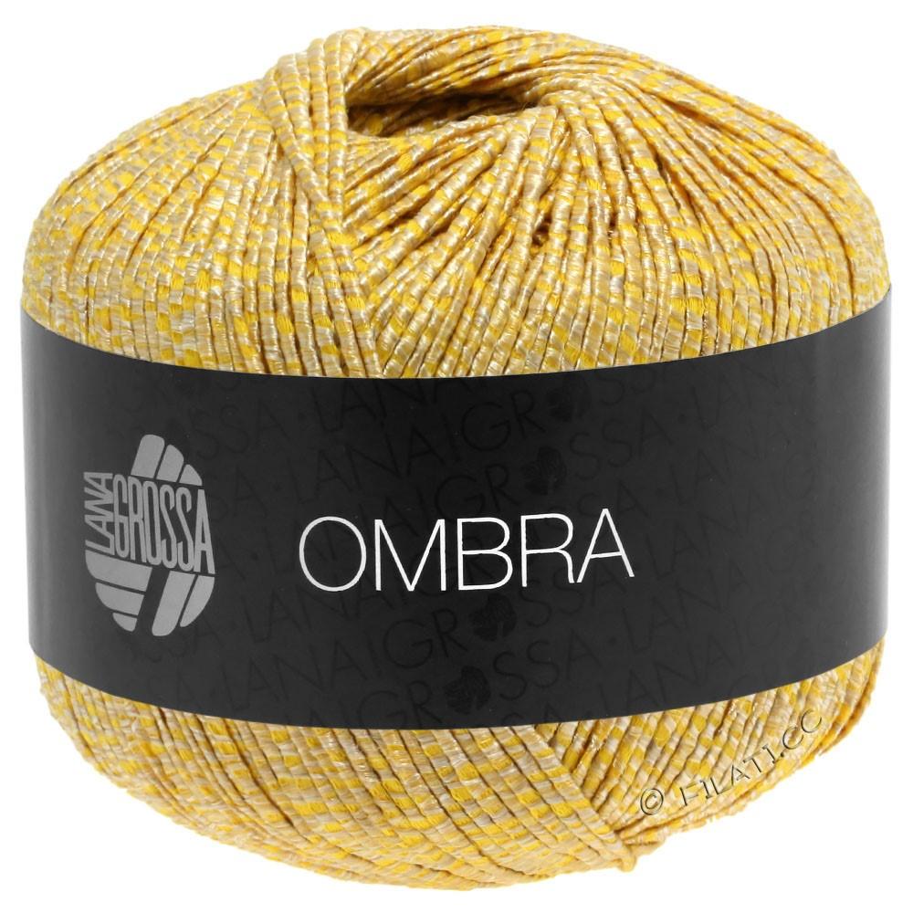 Lana Grossa OMBRA   08-beige/geel