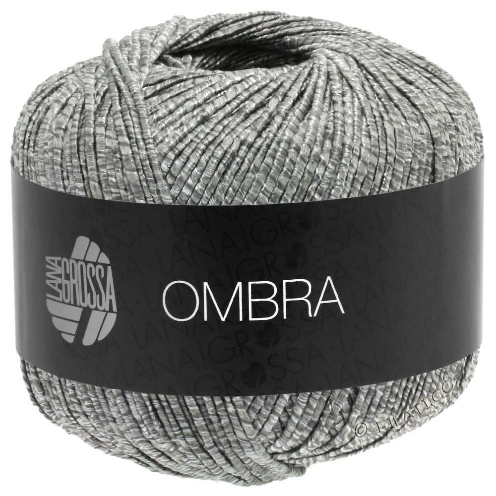 Lana Grossa OMBRA   12-grijs/natuur