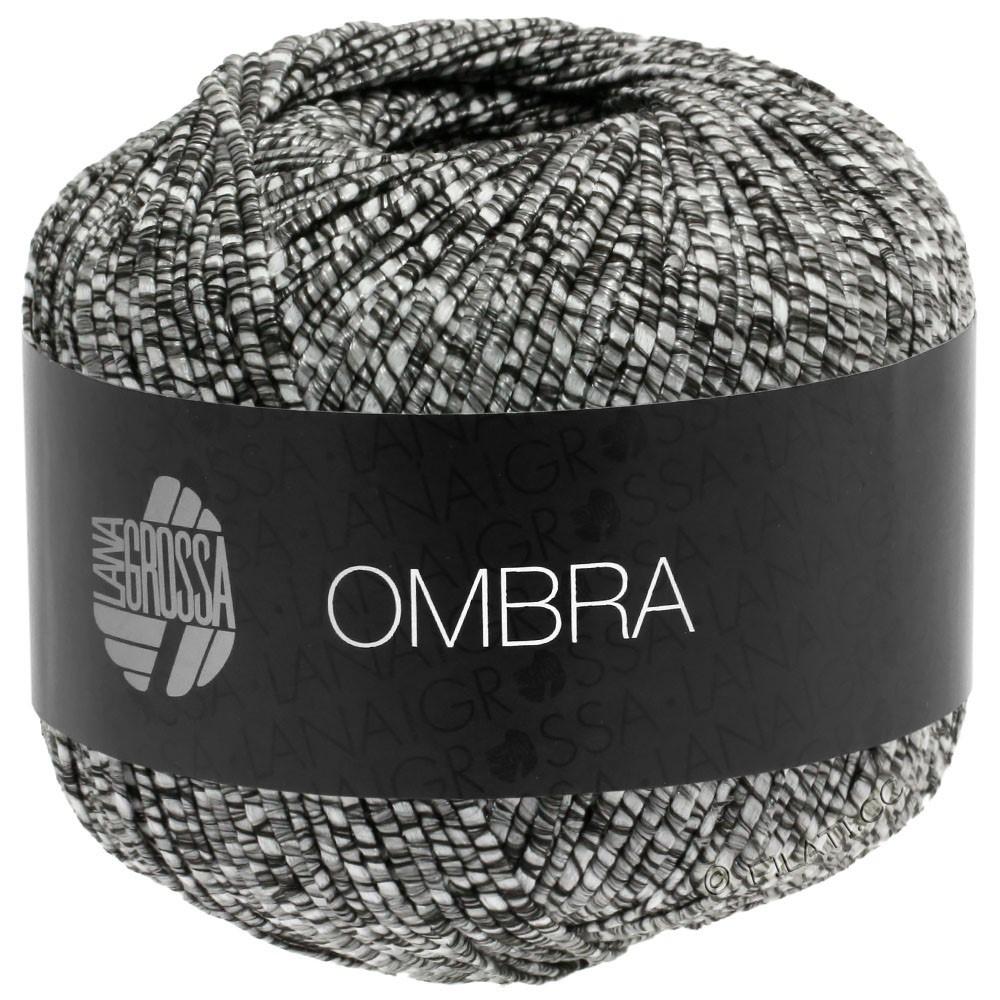 Lana Grossa OMBRA   13-zwartbruin/natuur
