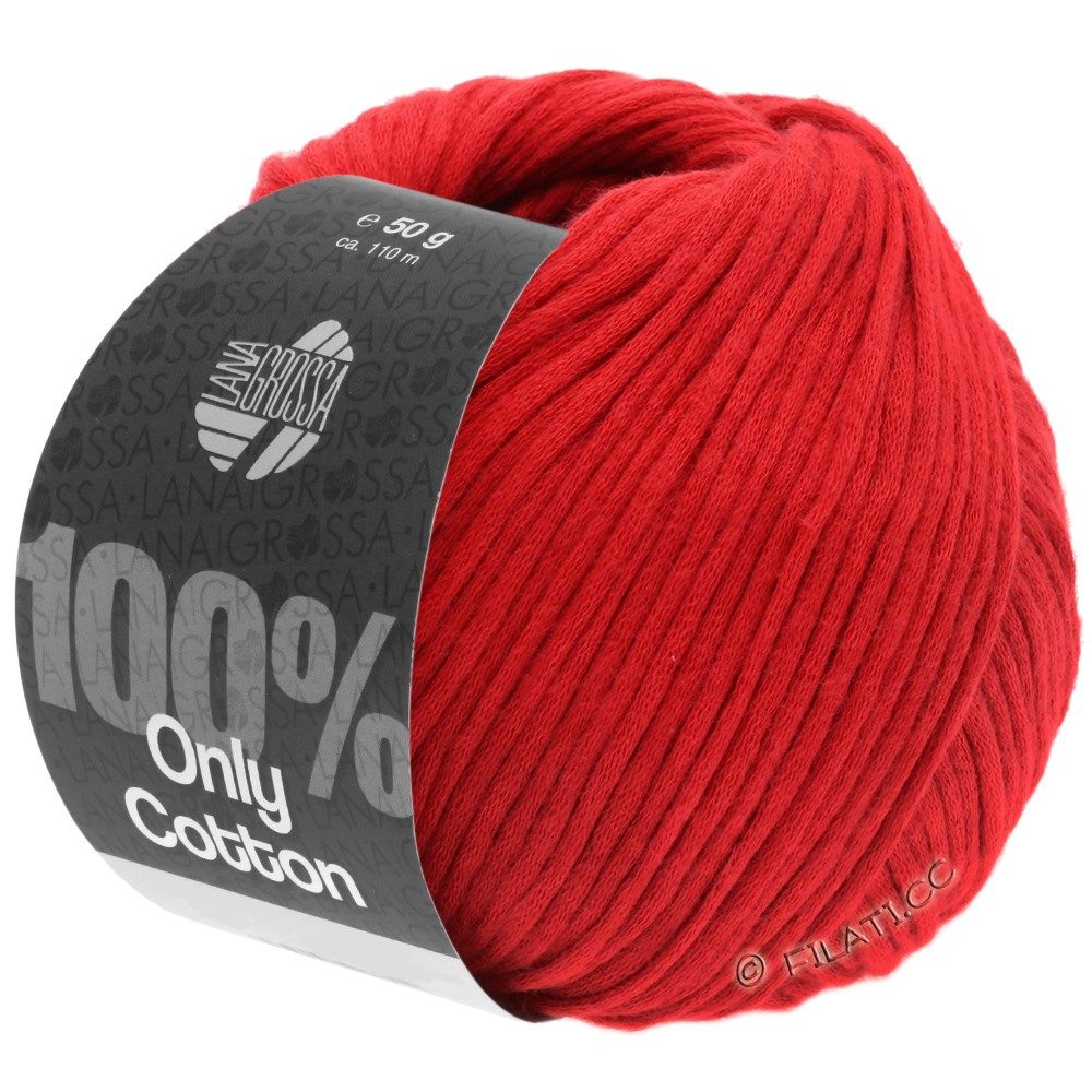 Lana Grossa ONLY COTTON | 17-rood