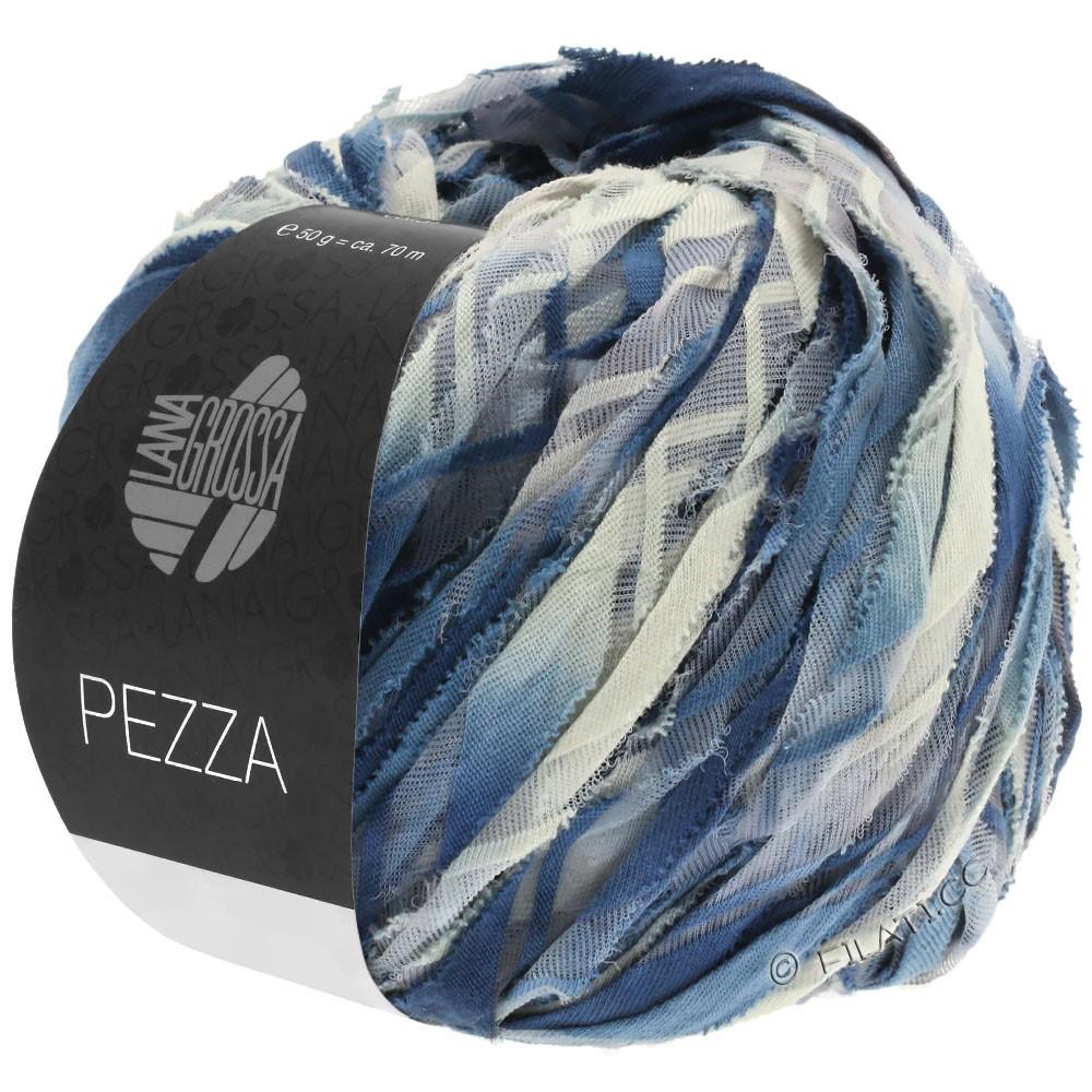 Lana Grossa PEZZA | 04-blauwgrijs/jeans/grège/staalblauw