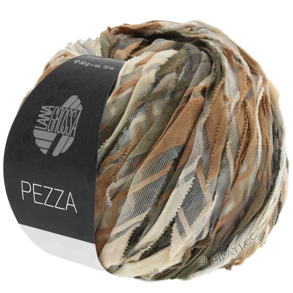 Lana Grossa PEZZA | 08-beige/kameel/taupe/grijs bruin
