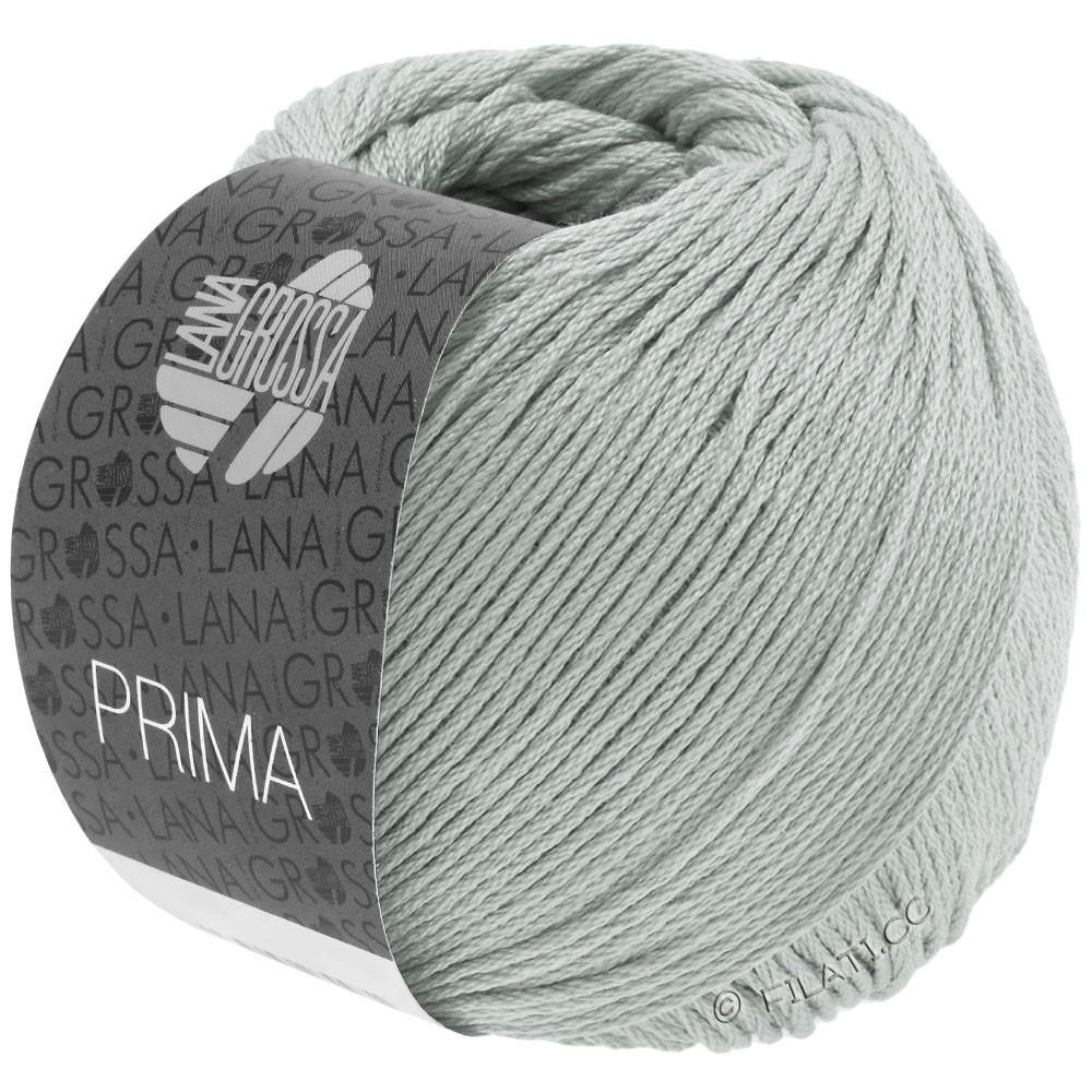 Lana Grossa PRIMA   07-licht grijs