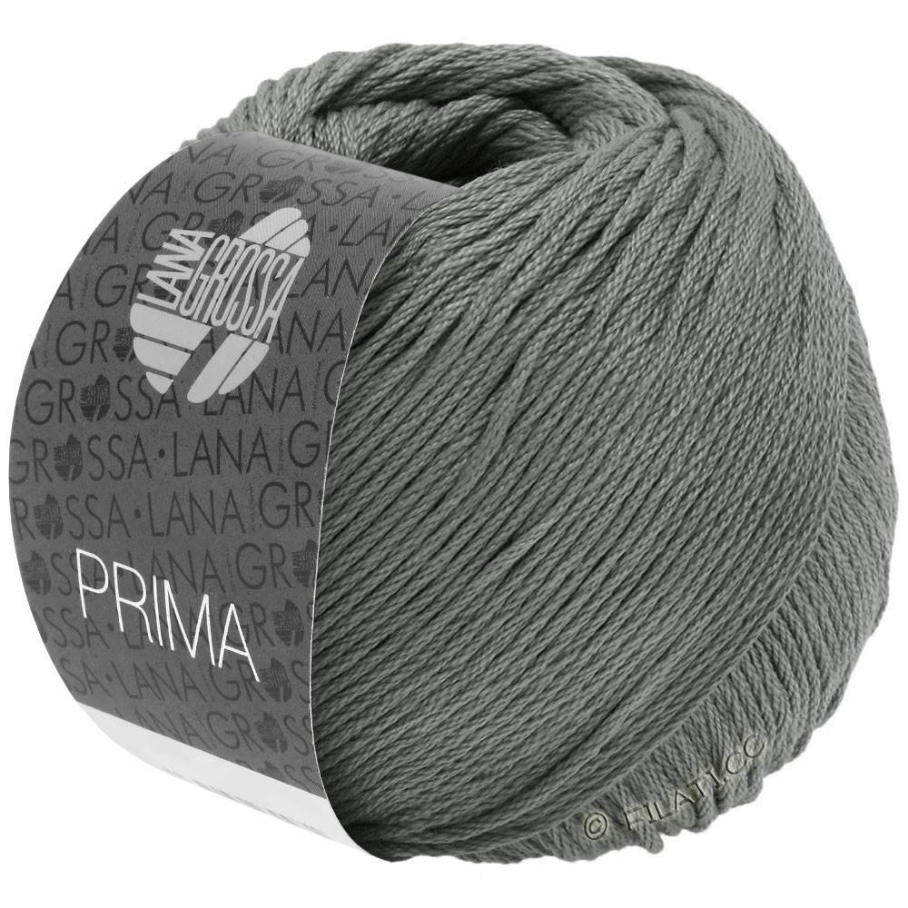 Lana Grossa PRIMA   08-donker grijs