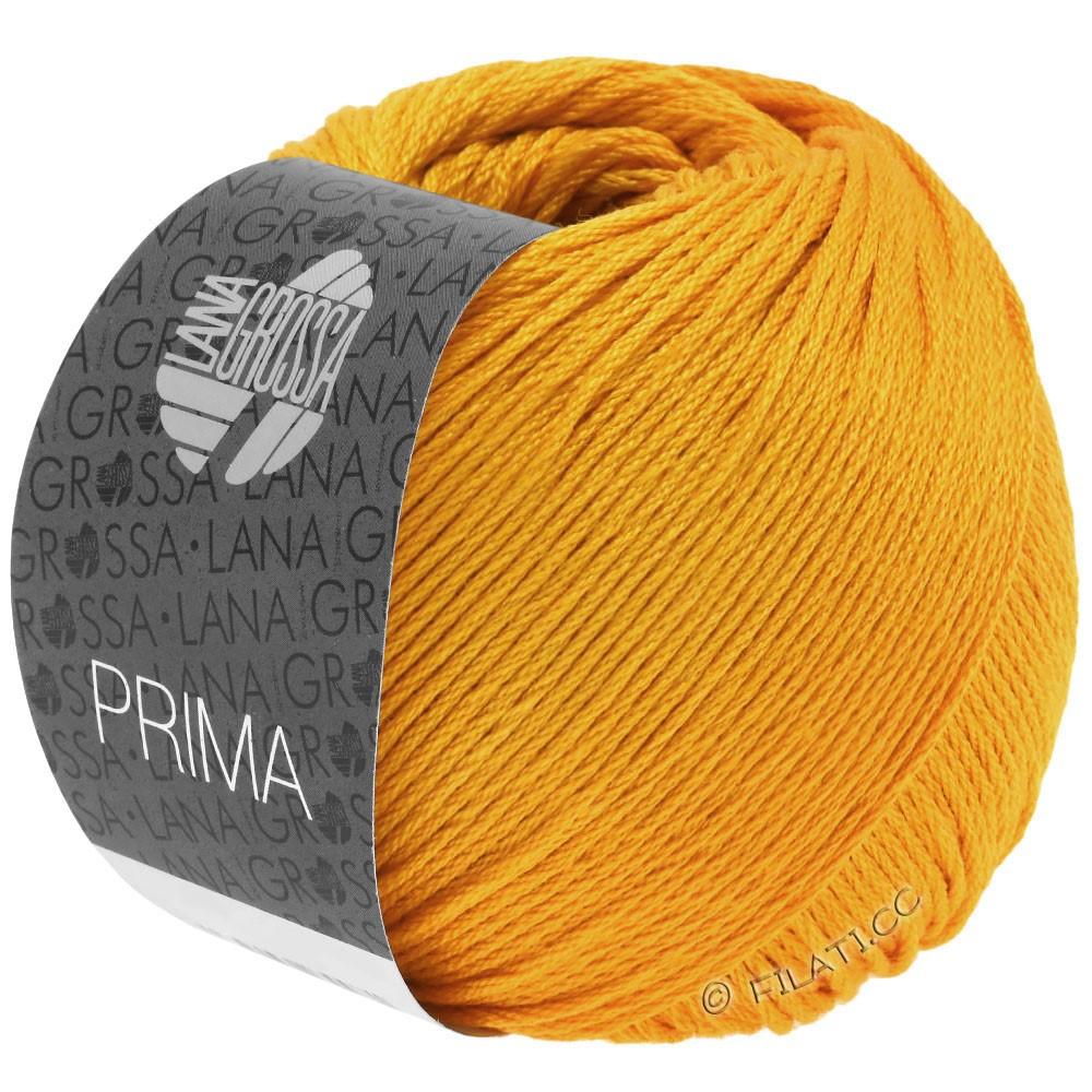 Lana Grossa PRIMA   11-goudgeel