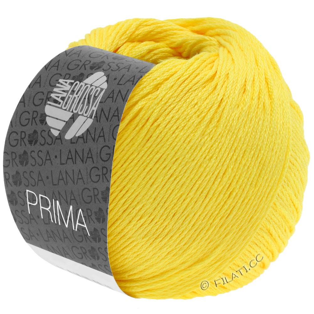 Lana Grossa PRIMA   21-geel