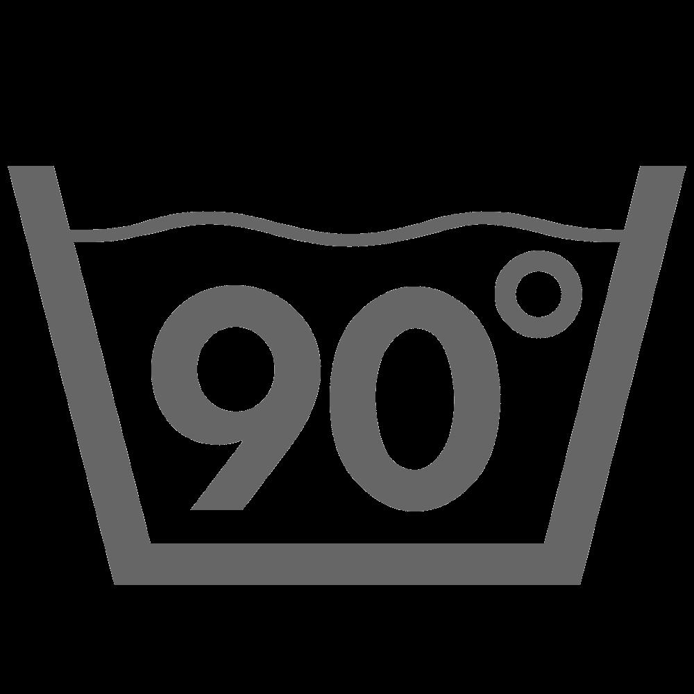 Wassen 90°C