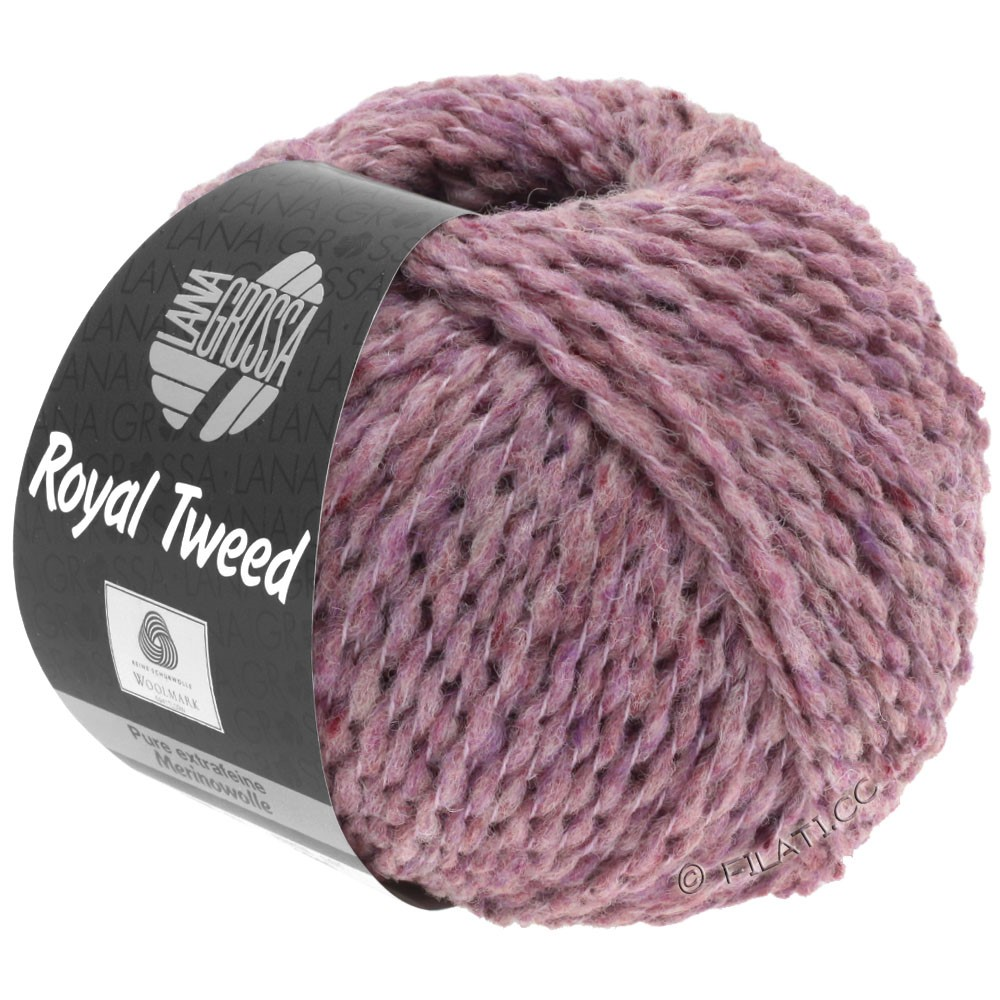 Lana Grossa ROYAL TWEED | 88-heide gemêleerd