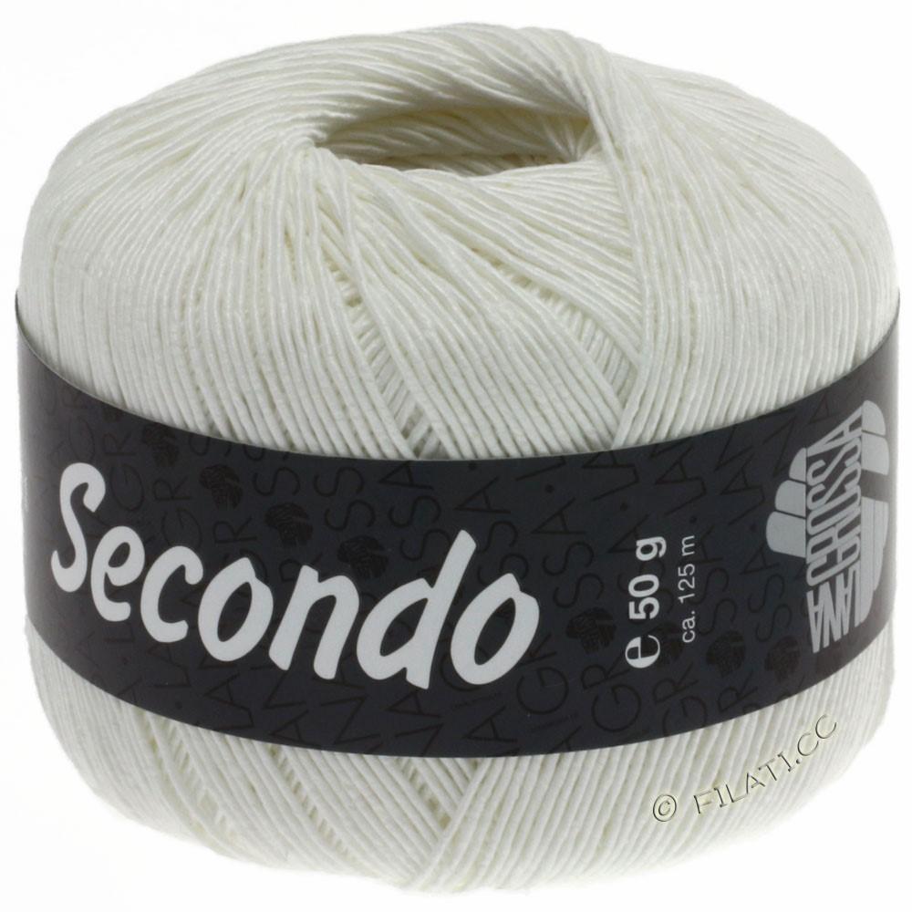 Lana Grossa SECONDO | 15-wit