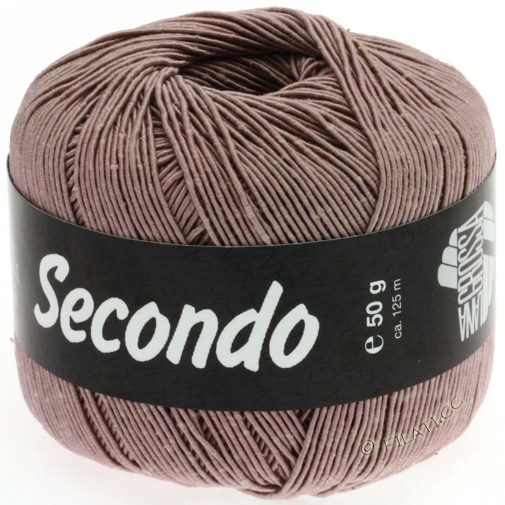 Lana Grossa SECONDO | 16-rozenhout