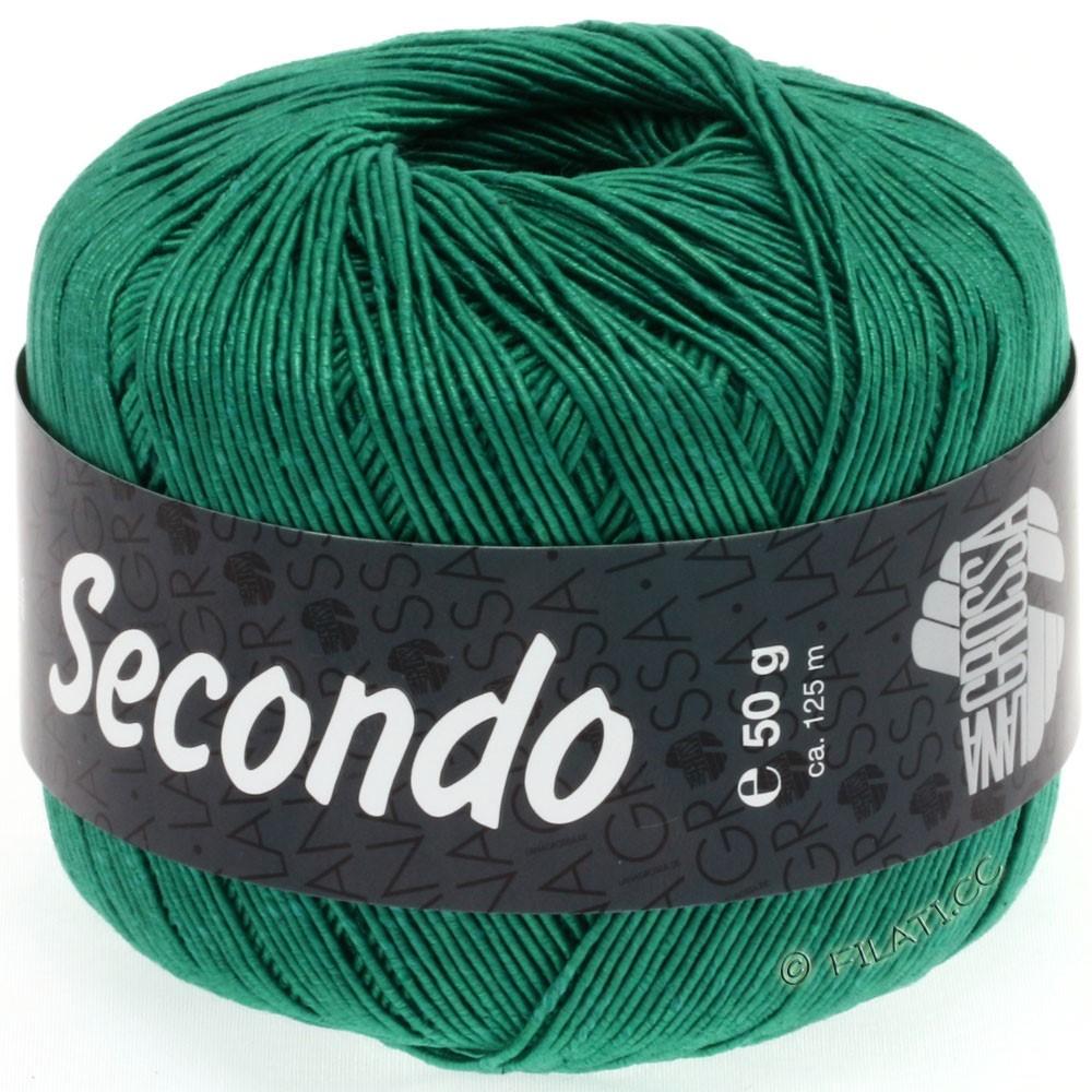 Lana Grossa SECONDO   43-smaragd