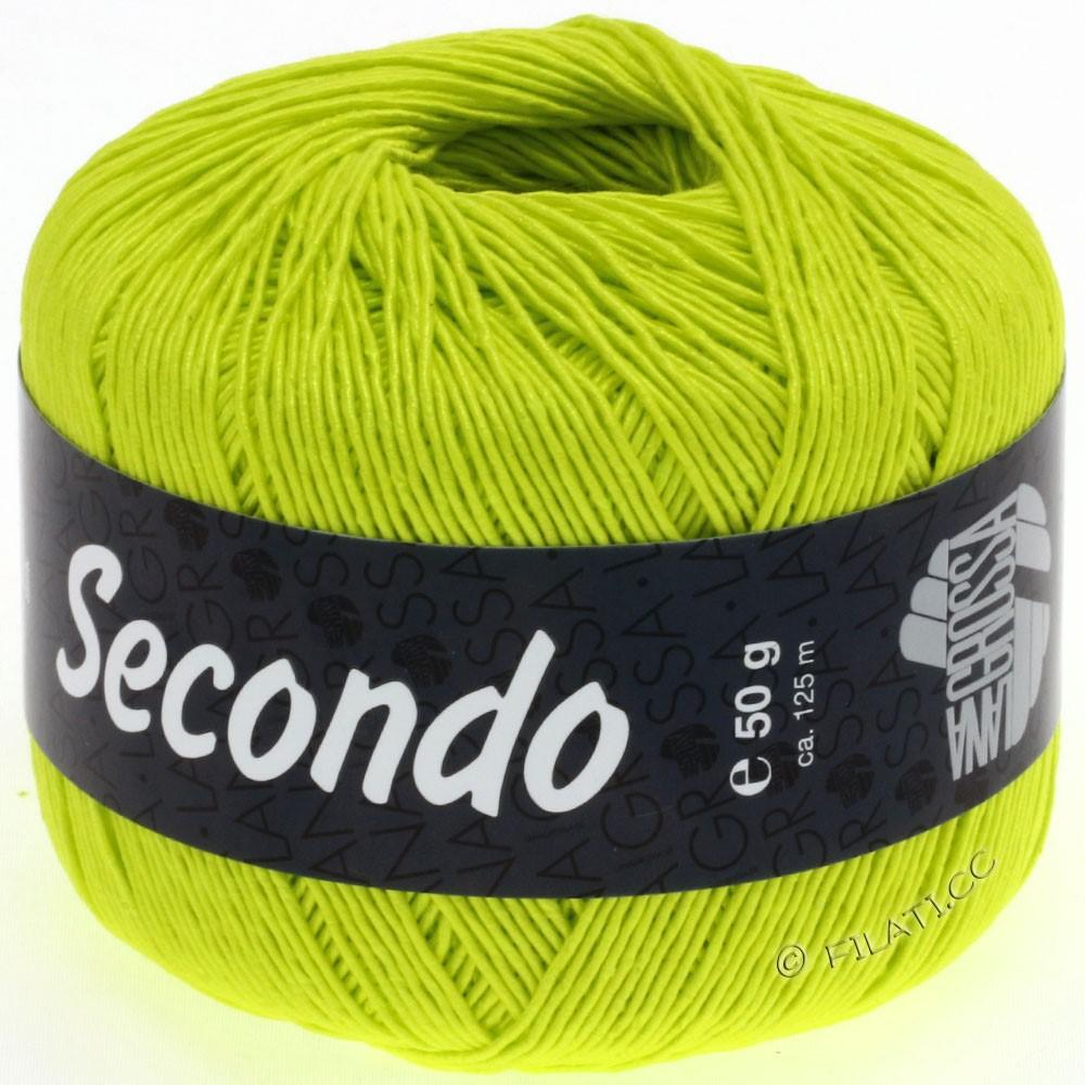 Lana Grossa SECONDO | 51-neon geel