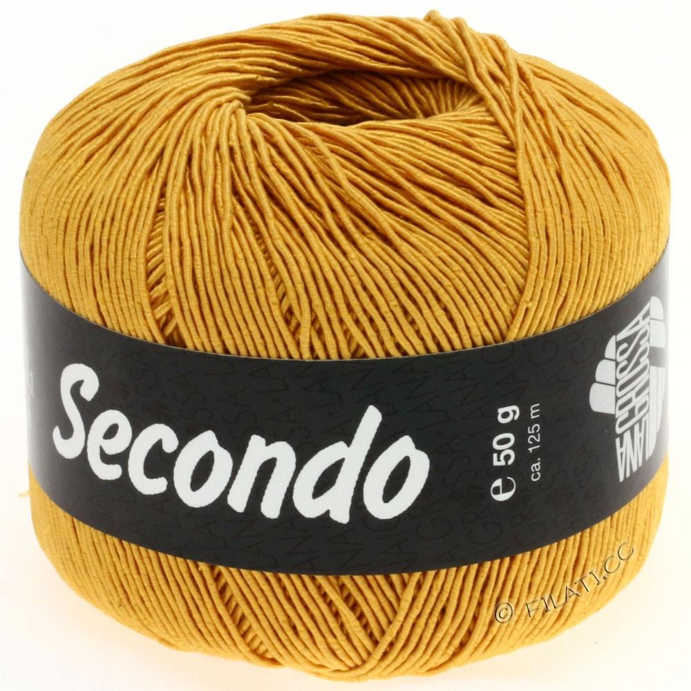 Lana Grossa SECONDO | 58-goudgeel