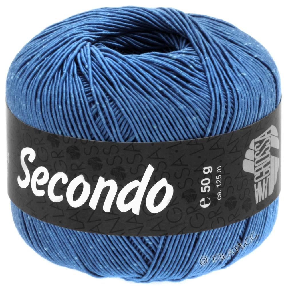 Lana Grossa SECONDO | 75-blauw