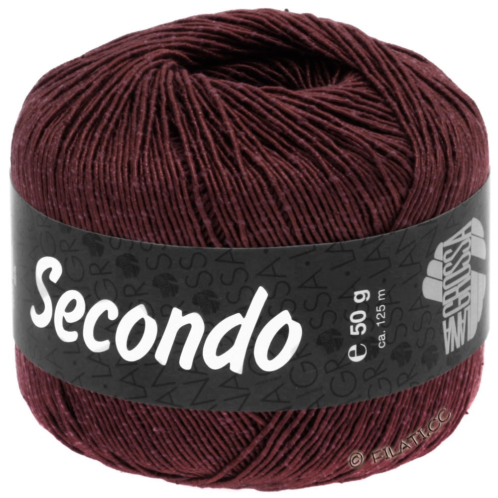 Lana Grossa SECONDO | 76-bourgondisch