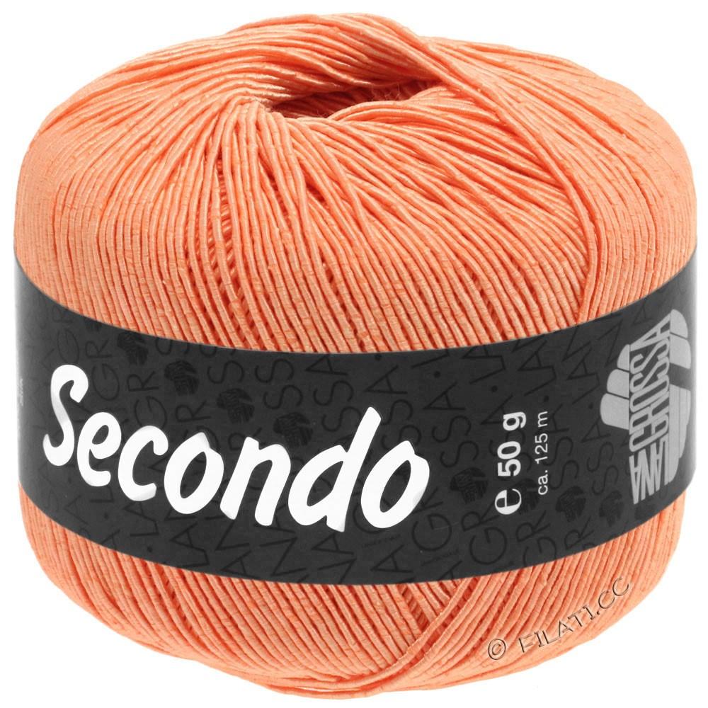 Lana Grossa SECONDO | 79-licht oranje