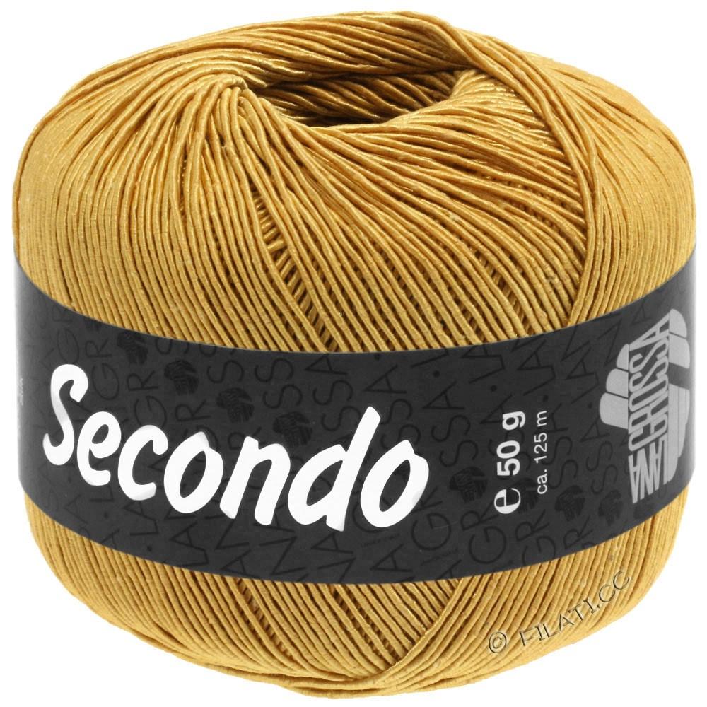 Lana Grossa SECONDO | 81-goudgeel