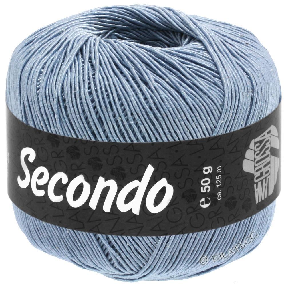 Lana Grossa SECONDO | 82-duifblauw