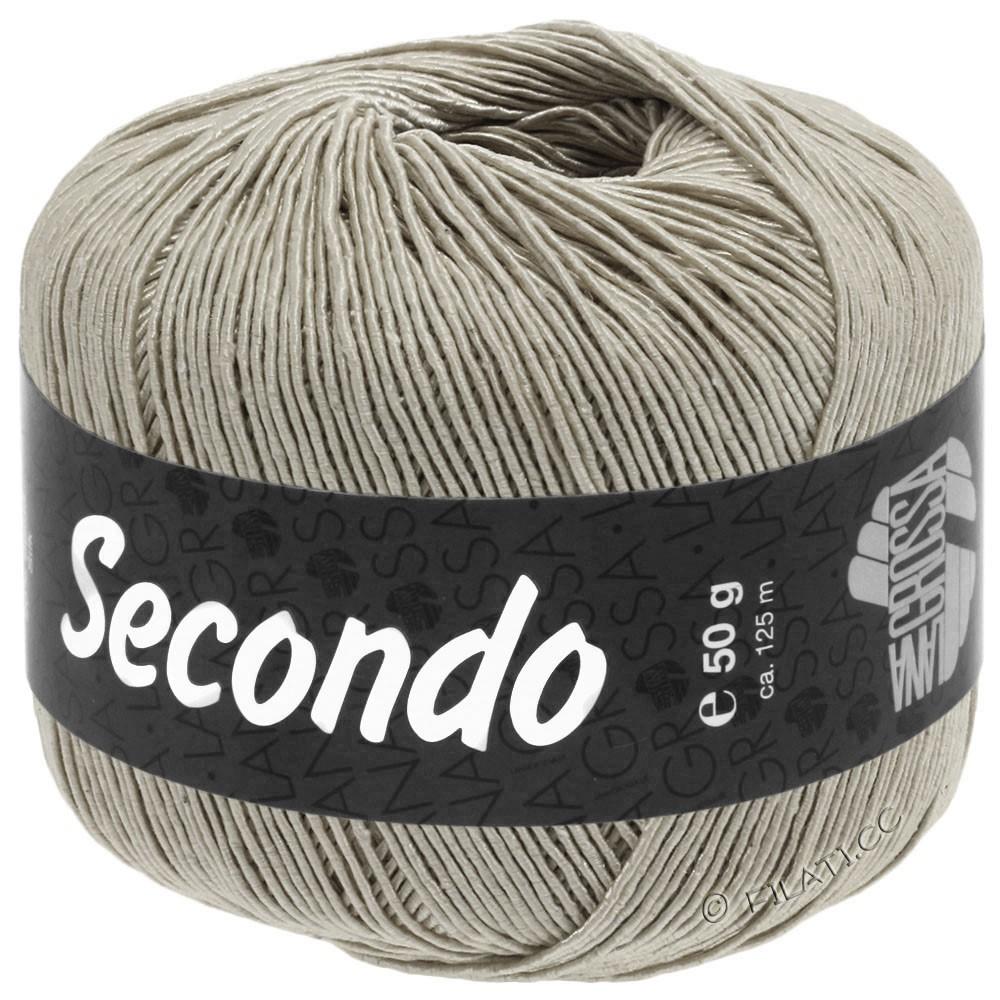 Lana Grossa SECONDO | 85-steengrijs