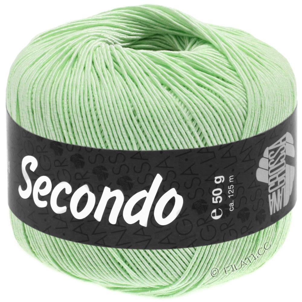 Lana Grossa SECONDO | 86-zachtgroen