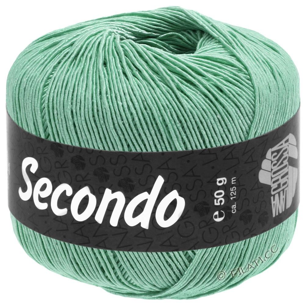 Lana Grossa SECONDO | 90-pastelturkoois