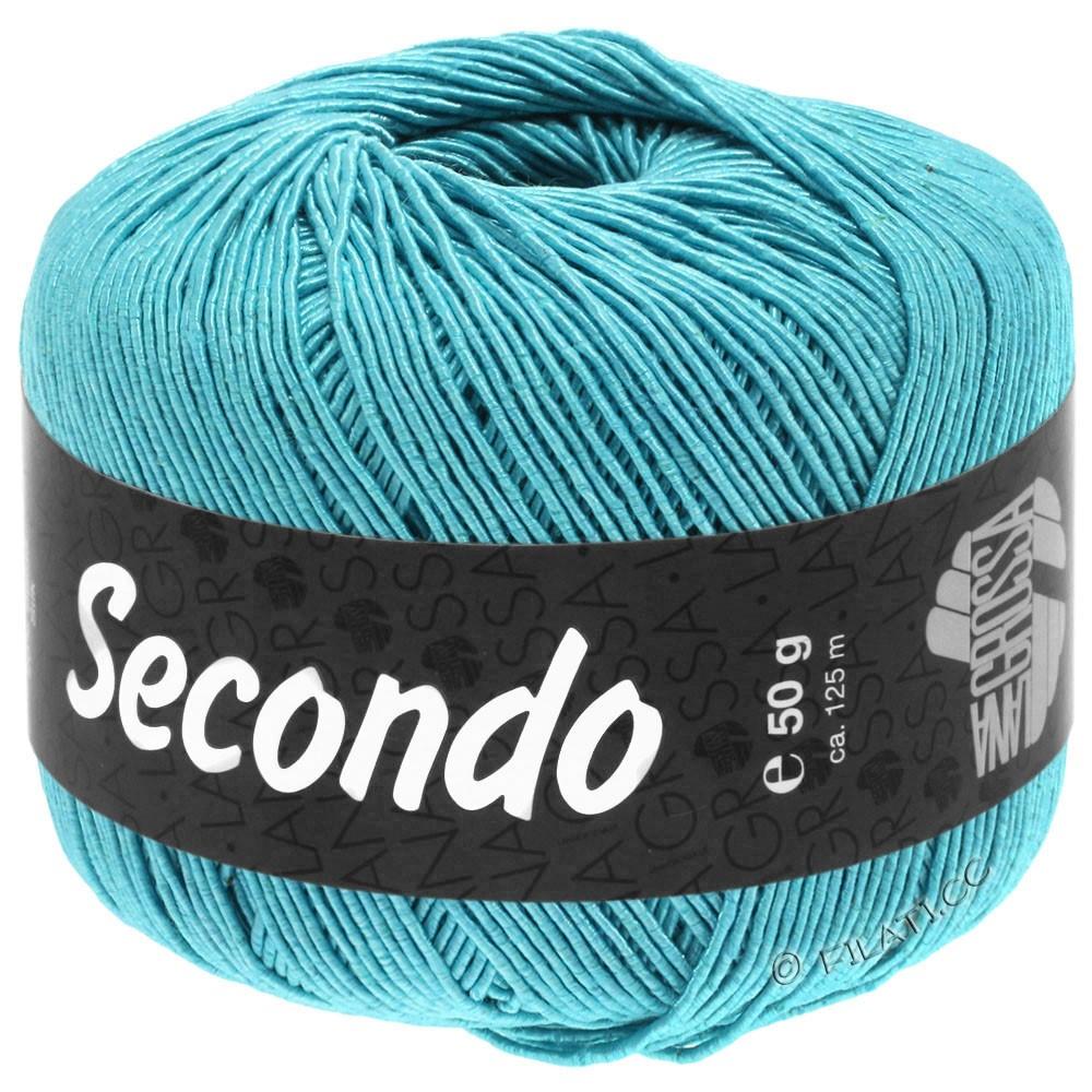 Lana Grossa SECONDO | 91-blauw turkoois