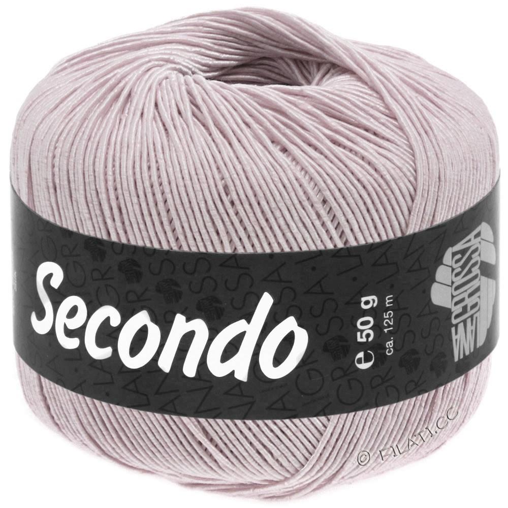 Lana Grossa SECONDO | 92-bleekpaars
