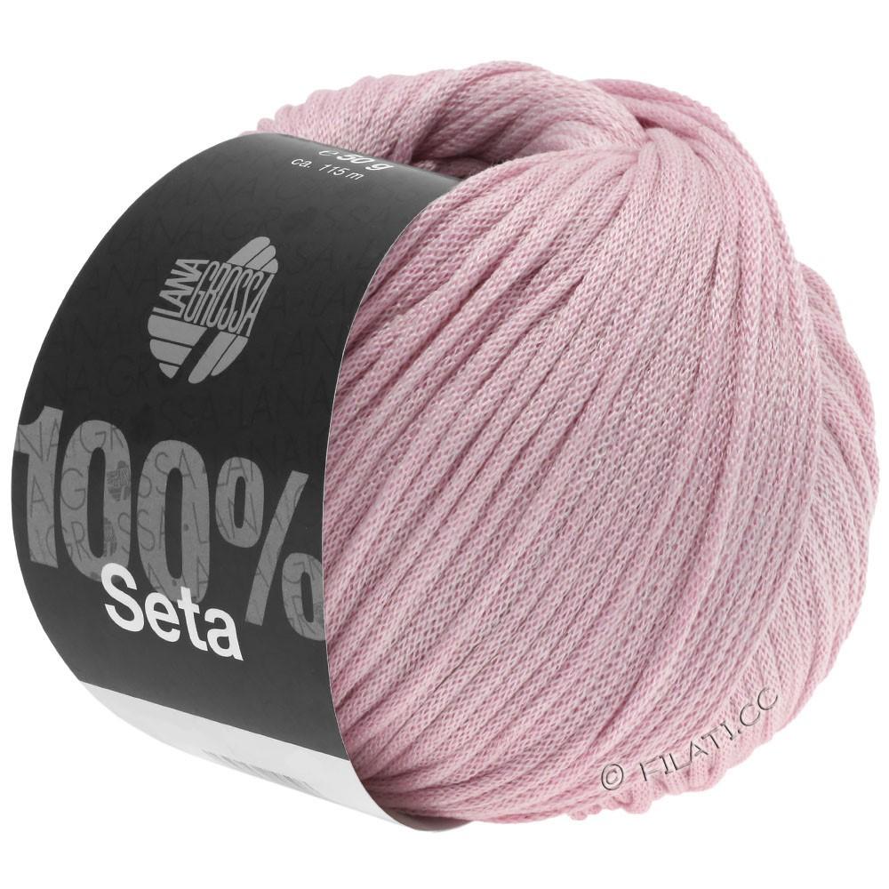 Lana Grossa SETA   17-rose