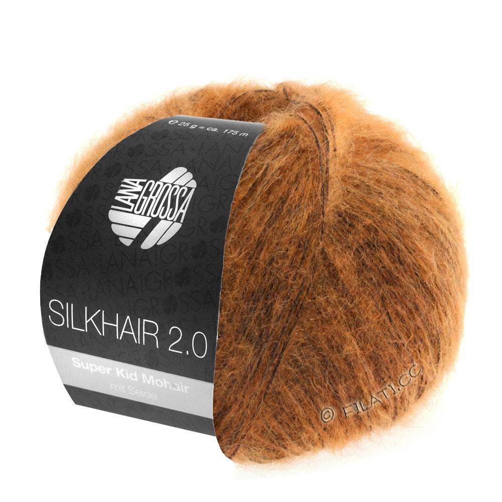 Lana Grossa SILKHAIR 2.0 | 05-oranje